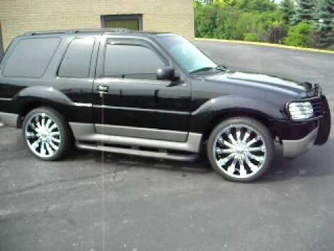 Custom 02 Explorer Sport Two 12 Quot Kicker L7 S Bumpin