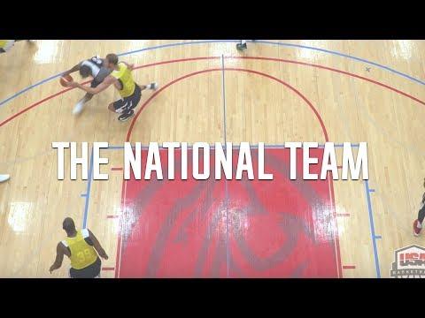 The National Team - 2017 Men