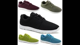 alpshoesAlpine Swiss Kilian Mesh Sneakers Casual Shoes Mens & Womens Lightweight Trainer