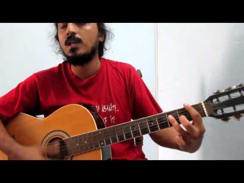 Om Sat Chit Ananda Parabrahma - vocal, guitar chords - indian chant