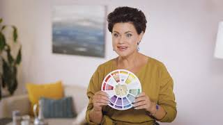 �������� ���� Как подобрать цвет в интерьере. Советы Алёны Накемпий ������