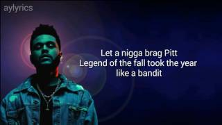 Starboy The Weeknd lyrics