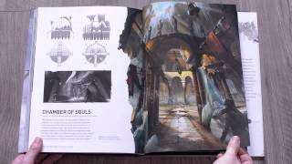 "Artbook - Rise of the Tomb Raider The Official Art Book - preview ""page by page"""