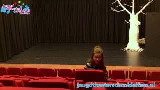Geef je op voor de lessen van de jeugdtheaterschool Dalfsen