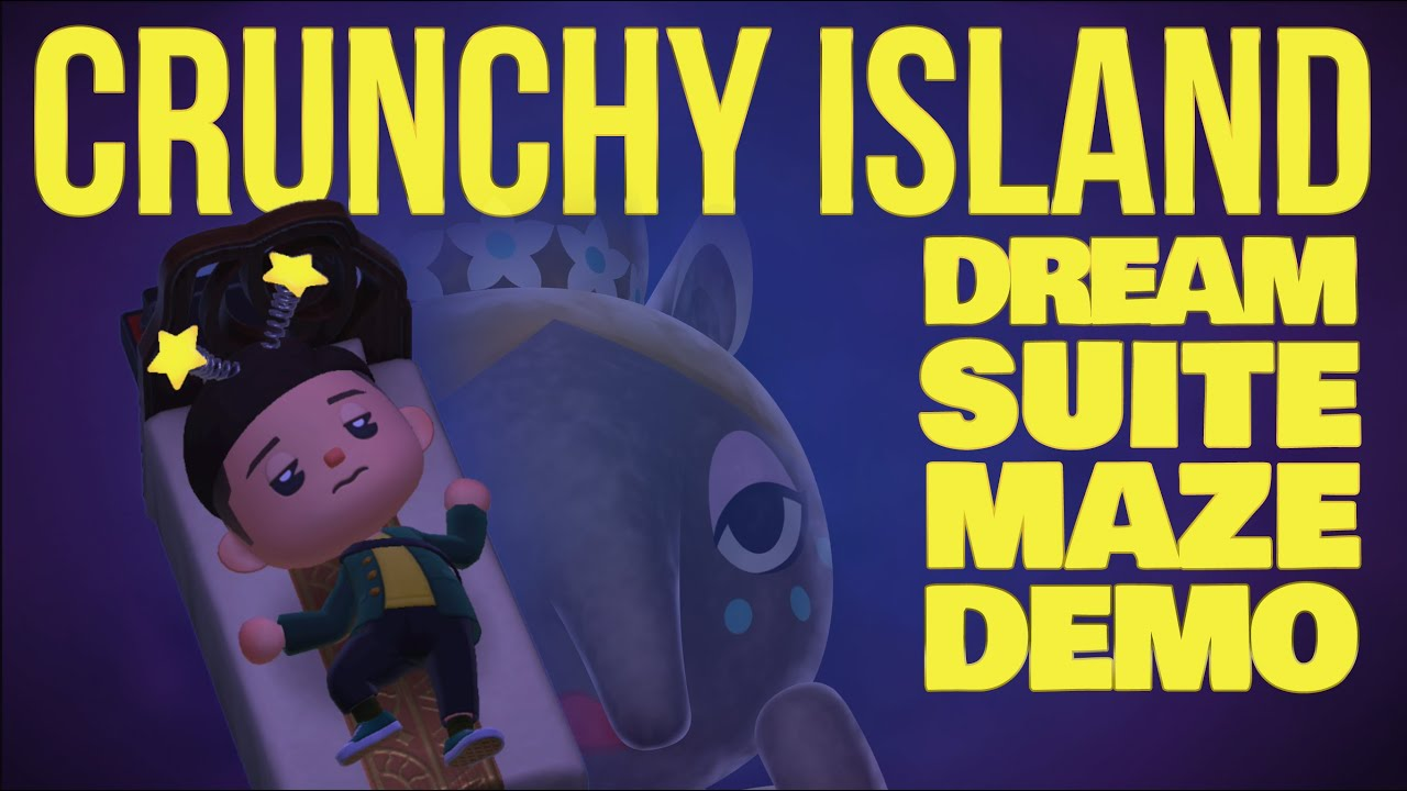 Crunchy Island Dream Suite Puzzle Demo (Beta Version 0.1) (Dream Address in Video)