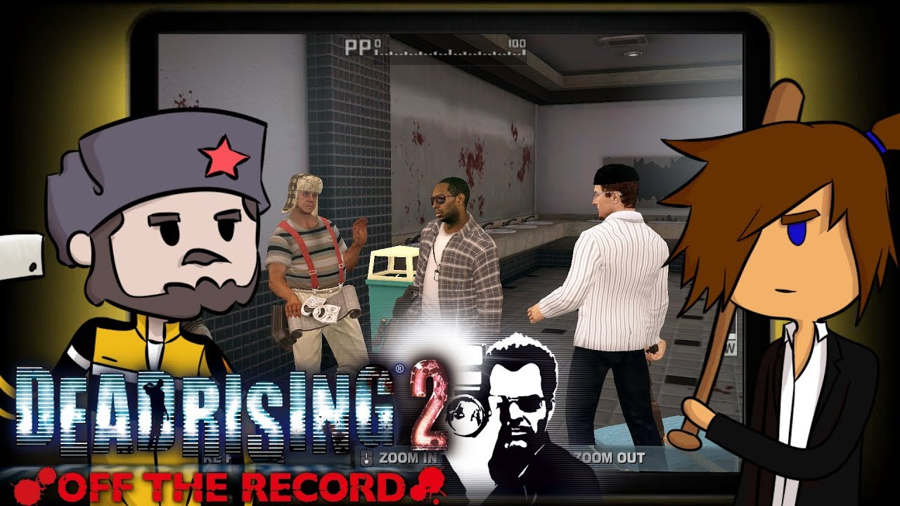 Dead Rising 2: Off the Record - EP02 - Shaggy