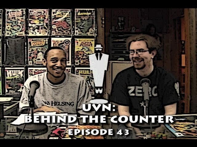 UVN: Behind the Counter 43