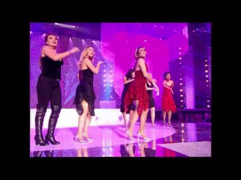Troupe Roger Louret - Medley danses - Fête de la Chanson Française 2006