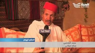 المغرب: كهوف جبال الأطلس المتوسط.. بيوت للفقراء وملاذ السياح بالصيف والشتاء