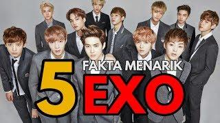 Pernah Kecelakaan Saat Tampil, Fakta Seru Boyband EXO