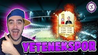 BOMBA YETENEK GELDI!! - FIFA 17 YETENEKSPOR #05