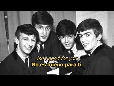 This Boy - The Beatles (LYRICS/LETRA) [Original]