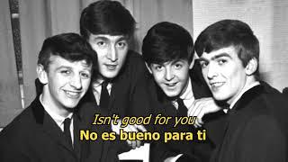 This Boy The Beatles LYRICS LETRA Original