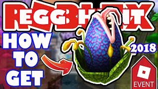 [EVENT] How To Get the Jungle Flower Egg - Roblox Egg Hunt 2018 - Ruins of Wookong