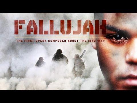 Image for World Premiere of Fallujah by Tobin Spokes (Long Beach Opera)