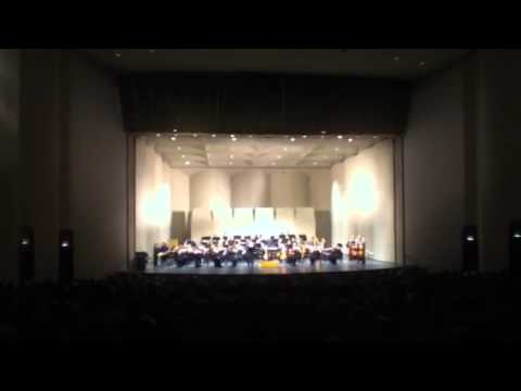 The Wichita Symphony Orchestra plays Billy and the Carnival
