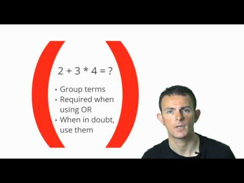 How to use Boolean to search for candidates Live Webinar
