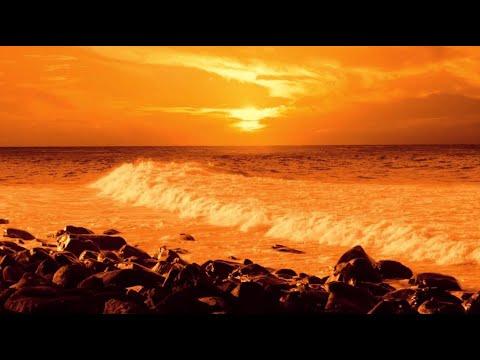 Ocean Sunset Deep Healing Sleep Music - Meditation Music - Yoga Music