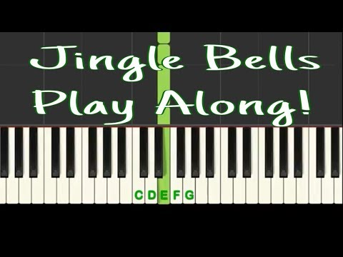 Jingle Bells: Play along on your piano or keyboard!