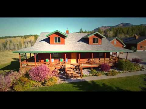 "Stunning ""STEWART CREEK RANCH"" For Sale in Wonderful Wyoming"