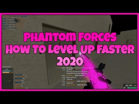 Roblox Phantom Forces Rank 1000 Get Robux Quiz How To Level Up Faster In Phantom Forces 2020 How To Get More Kills In Phantom Forces 2020 Youtube