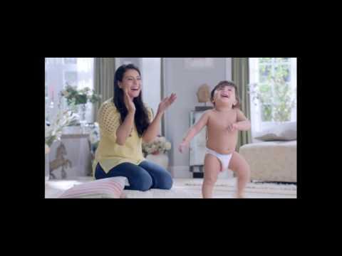 Vidhaan had done huggies ad through karma modelling agency