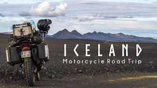 Iceland - Motorcycle Road Trip