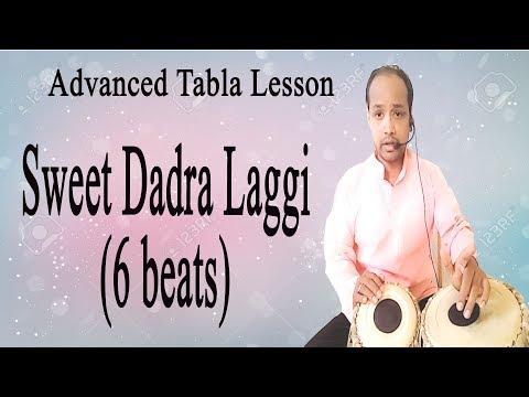 Tabla Lesson #24(Sweet Dadra Laggi)