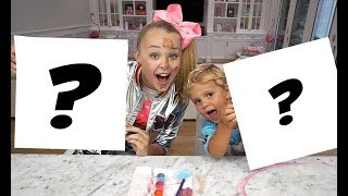Mini Jake Paul GOES TO JoJo Siwa's HOUSE!!