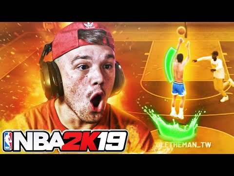 I RETURNED TO NBA 2K19 & PLAYED 7'3 POINT GUARDS...