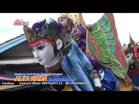 Edan Turun - Burok Dangdut Alya Nada_Live Sumber Kidul Cirebon