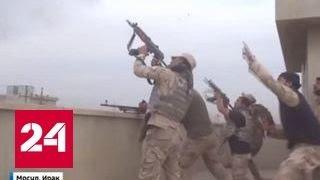 """Террористы гоняют на джихад-мобилях и используют летающих """"Пум"""""""