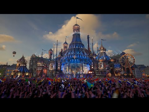 Special Gift: Vintage Culture at Tomorrowland - Around the World