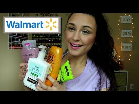 Body Care Essentials From Walmart  - PART ONE - $$ BUDGET FRIENDLY