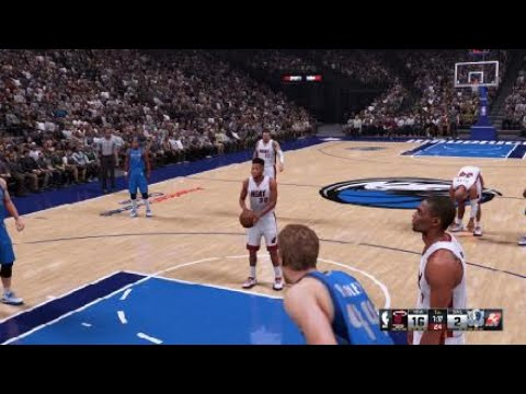 NBA 2K16 MOSA