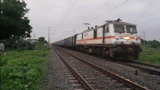 22137 Ahmedabad Nagpur Prerna Express || Wap7