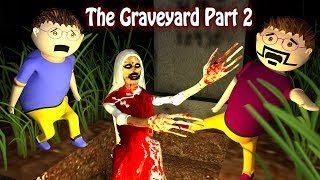 Online Shopping Or Purana Kabristan || The Graveyard Part 2 || Make Joke Horror