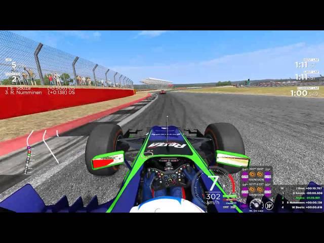 Automobilista f1 de 2015