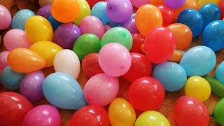 Gambar cover Balon warna-warni meledak!!!!