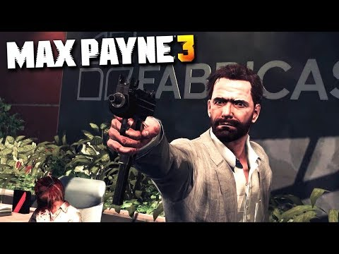 Max Payne 3 - Chapter #6 - A Dame, A Dork,...