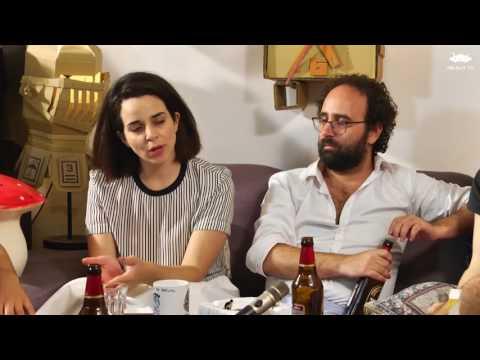 חתיכות | עמית איצקר ויואב טל גוזרים ומדביקים את ג'וליה פרמנטו, אסף סבן ואת רגל סברס | halalit.tv