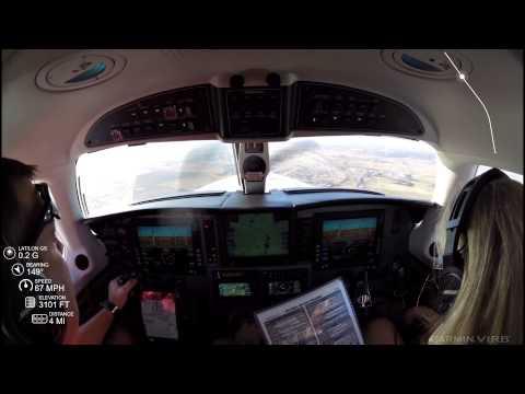 KFTW Approach- Fort Worth