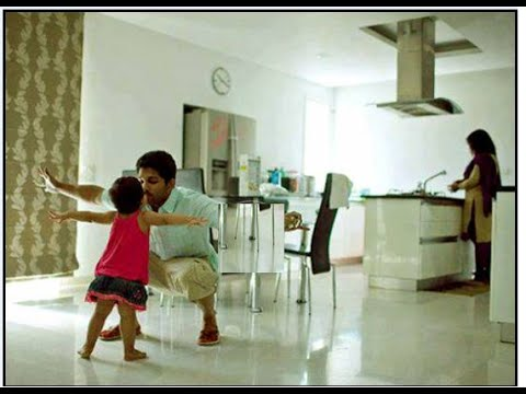 Allu Arjun New Dream House Inside View