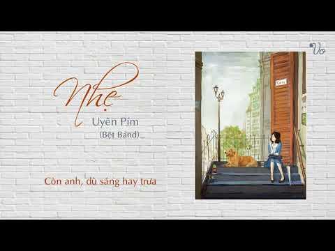 [Lyric 1 Hour] NHẸ (Ost Nhắm mắt thấy mùa hè) - Uyên Pím (Bệt Band)
