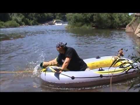 APBT dex river boat sleeve work