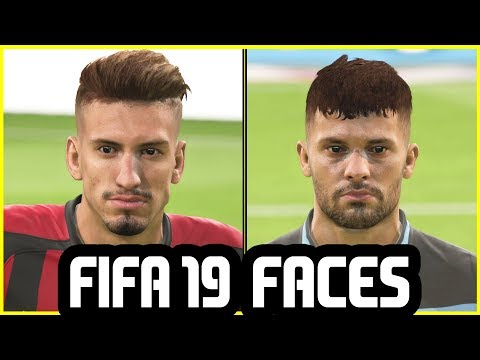 FIFA 19 - EVERY NEW FACE IN THE SERIE A