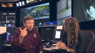 ISS Update: Astronaut Mike Fossum Talks About Life on the Station