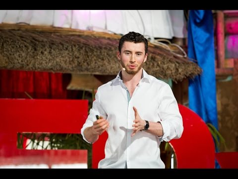How to land your dream job with one email | Edward Druce | TEDxDonauinsel