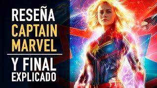 Reseña Captain Marvel ¿Si es buena película?