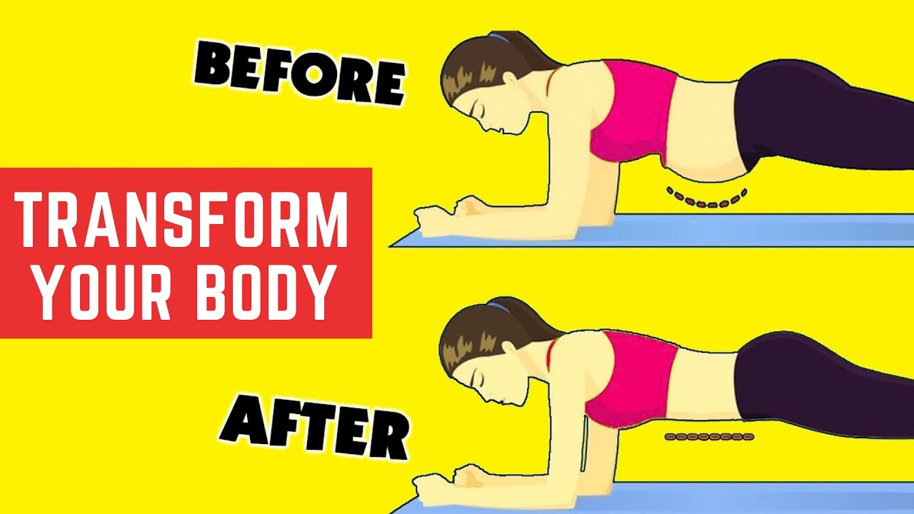 Download 6 No Equipment Exercises That Will Transform Your Body Fast Planking by HealthPedia
